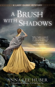 A Brush with Shadows - Anna Lee Huber pdf download
