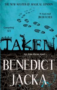 Taken - Benedict Jacka pdf download