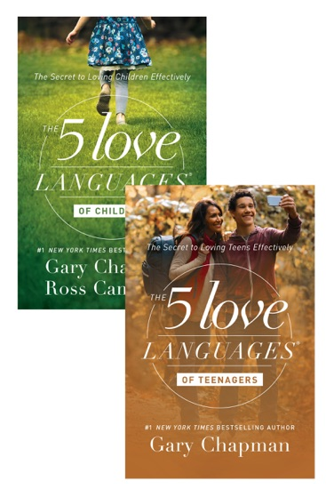 The 5 Love Languages of Children/The 5 Love Languages of Teenagers Set by Gary Chapman & Ross Campbell pdf download