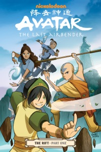 Avatar: The Last Airbender - The Rift Part 1 - Gene Luen Yang pdf download