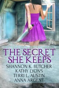 The Secret She Keeps - Shannon K. Butcher, Kathy Lyons, Terri L. Austin & Anna Argent pdf download