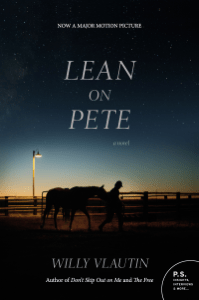 Lean on Pete - Willy Vlautin pdf download