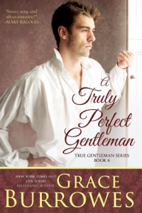 A Truly Perfect Gentleman - Grace Burrowes pdf download