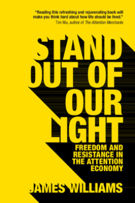 Stand out of our Light - James Williams