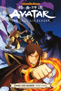 Avatar: The Last Airbender- Smoke and Shadow Part Three - Gene Luen Yang & Gurihiru pdf download