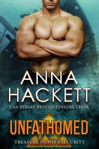 Unfathomed (Treasure Hunter Security #4) - Anna Hackett pdf download