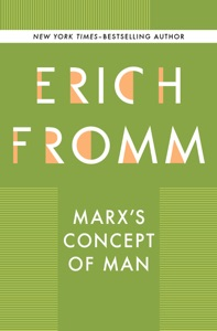 Marx's Concept of Man - Erich Fromm pdf download
