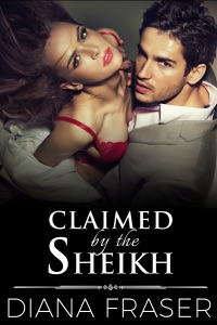 Claimed by the Sheikh - Diana Fraser pdf download