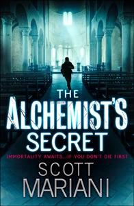 The Alchemist's Secret - Scott Mariani pdf download