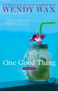 One Good Thing - Wendy Wax pdf download