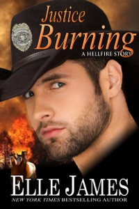 Justice Burning - Elle James pdf download