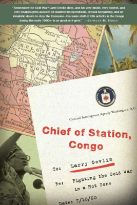 Chief of Station, Congo - Lawrence Devlin