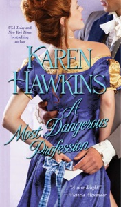 A Most Dangerous Profession - Karen Hawkins pdf download
