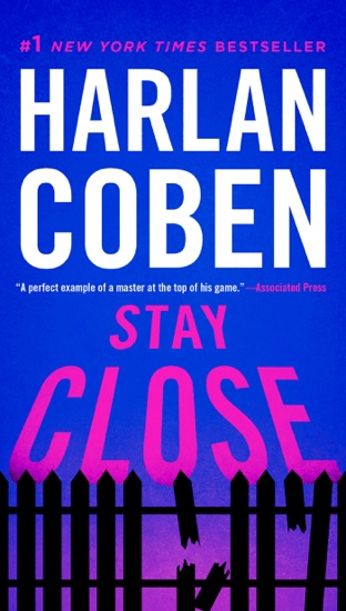 Stay Close by Harlan Coben PDF Download