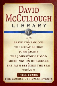 David McCullough Library eBook Box Set - David McCullough pdf download