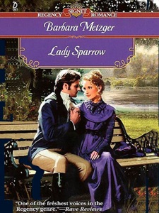 Lady Sparrow - Barbara Metzger pdf download