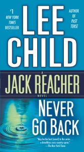 Never Go Back - Lee Child pdf download