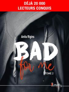 Bad for me - Anita Rigins pdf download