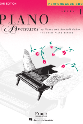 Piano Adventures  - Level 1 Performance Book - Nancy Faber & Randall Faber