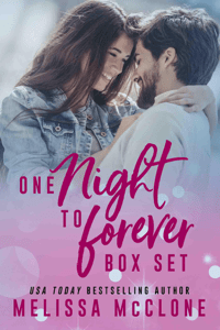 One Night to Forever Box Set: Books 1-4 - Melissa McClone pdf download