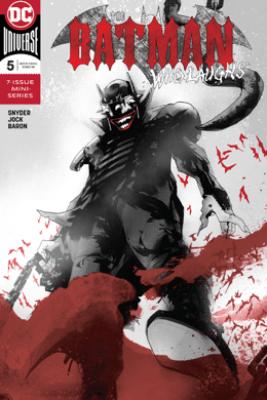The Batman Who Laughs (2018-2019) #5 - Scott Snyder & Jock