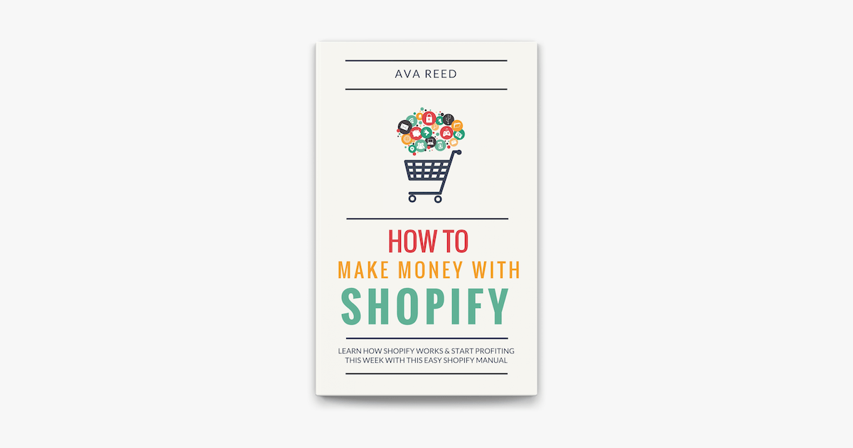 How To Make Money With Shopify on Apple Books