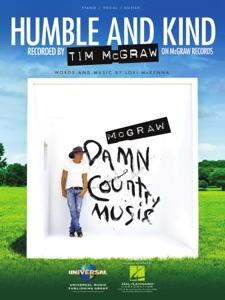 Humble and Kind Sheet Music - Tim McGraw pdf download