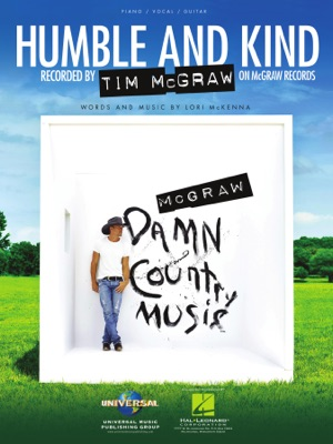 Humble and Kind Sheet Music - Tim McGraw pdf download
