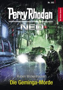 Perry Rhodan Neo 202: Die Geminga-Morde - Ruben Wickenhäuser pdf download