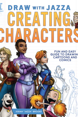 Draw With Jazza - Creating Characters - Josiah Brooks