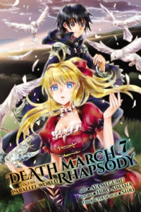 Death March to the Parallel World Rhapsody, Vol. 7 (manga) - Hiro Ainana & Ayamegumu pdf download