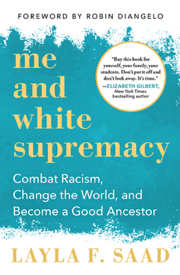 Me and White Supremacy - Layla F. Saad pdf download