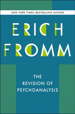 The Revision of Psychoanalysis - Erich Fromm & Rainer Funk pdf download