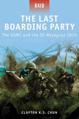 The Last Boarding Party - Clayton K. S. Chun