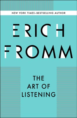 The Art of Listening - Erich Fromm pdf download