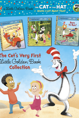 The Cat's Very First Little Golden Book Collection (Dr. Seuss/Cat in the Hat) - Tish Rabe & Christopher Moroney