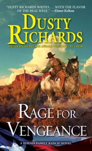 Rage for Vengeance - Dusty Richards pdf download