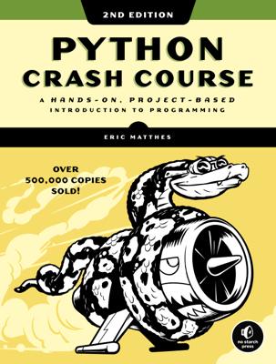 Python Crash Course, 2nd Edition - Eric Matthes pdf download