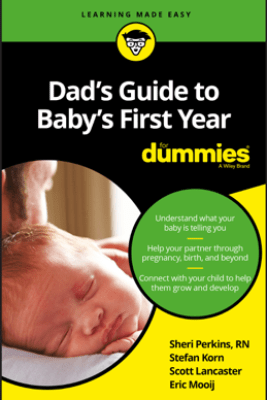 Dad's Guide to Baby's First Year For Dummies - Sharon Perkins, Stefan Korn, Scott Lancaster & Eric Mooij