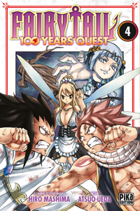 Fairy Tail - 100 Years Quest T04 - Atsuo Ueda & Hiro Mashima pdf download
