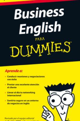 Business English para Dummies - AA. VV.