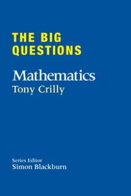 The Big Questions: Mathematics - Tony Crilly & Simon Blackburn