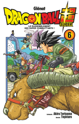 Dragon Ball Super - Tome 06 - 鳥山明 & Toyotaro pdf download
