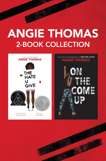 Angie Thomas 2-Book Collection by Angie Thomas pdf download