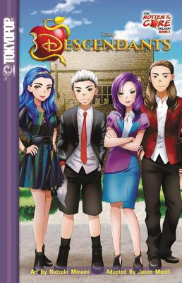 Disney Manga: Descendants - The Rotten to the Core Trilogy Book 3 - Jason Muell & Natsuki Minami pdf download