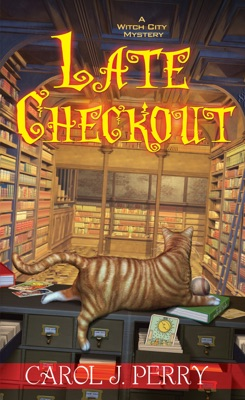 Late Checkout - Carol J. Perry pdf download