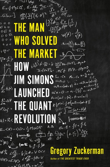 The Man Who Solved the Market by Gregory Zuckerman PDF Download
