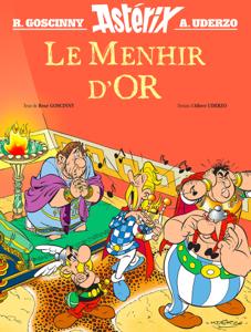 Le Menhir d'Or - René Goscinny & Albert Uderzo pdf download