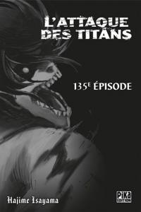 L'Attaque des Titans Chapitre 135 - Hajime Isayama pdf download