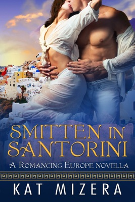 Smitten in Santorini - Kat Mizera pdf download